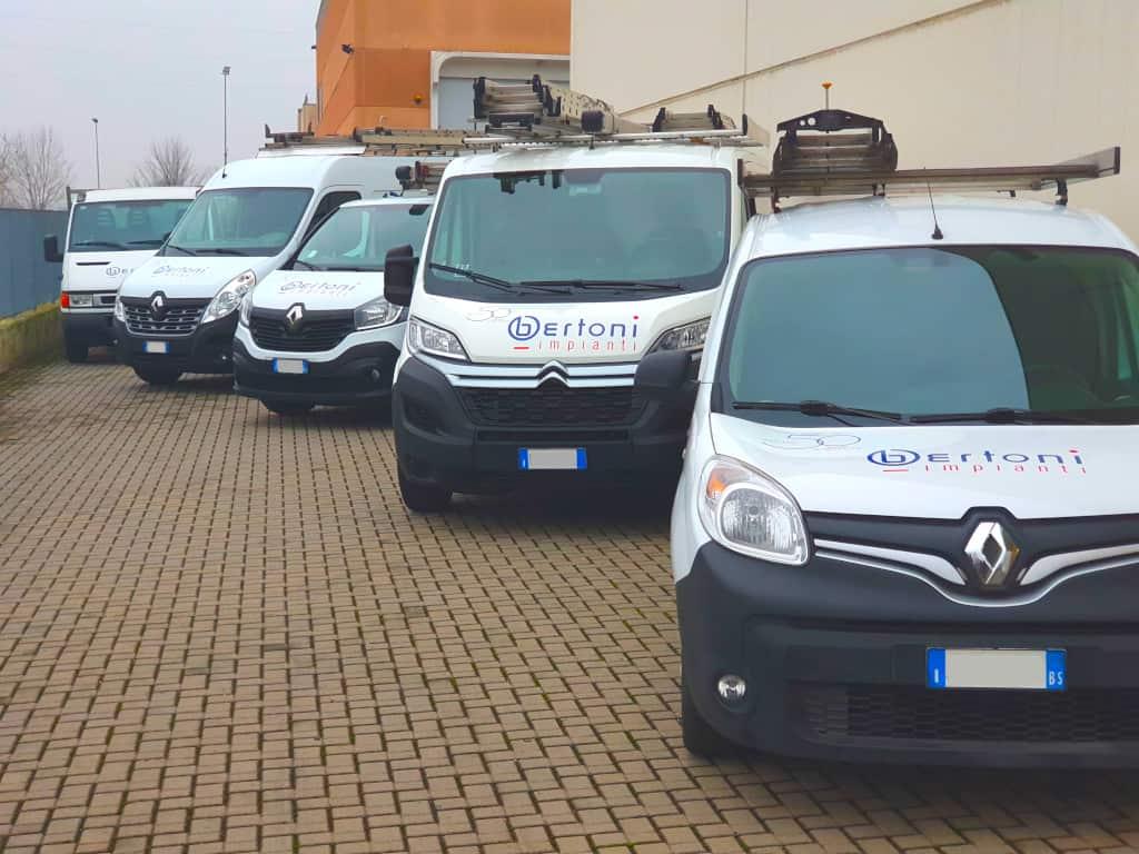 La flotta aziendale